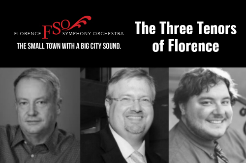 photo of the three tenors of florence