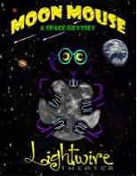 Moon Mouse- A space Odyssey Lightwire