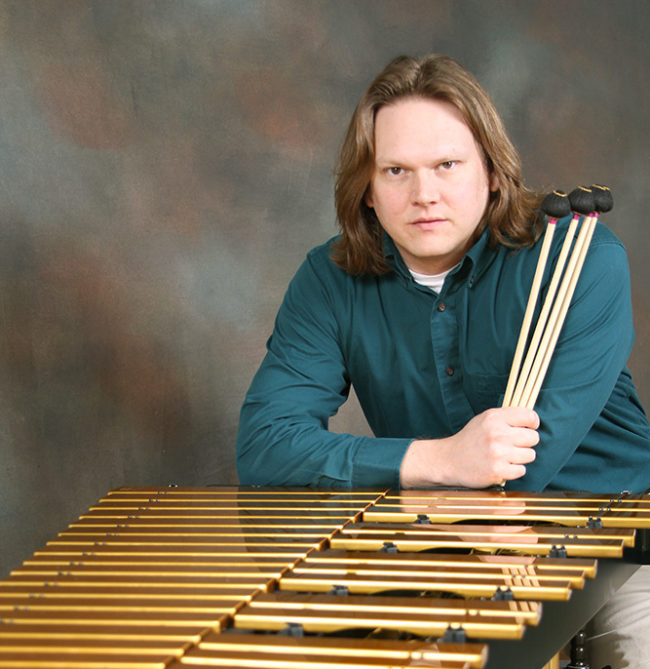 Shane Reeves, Percussionist